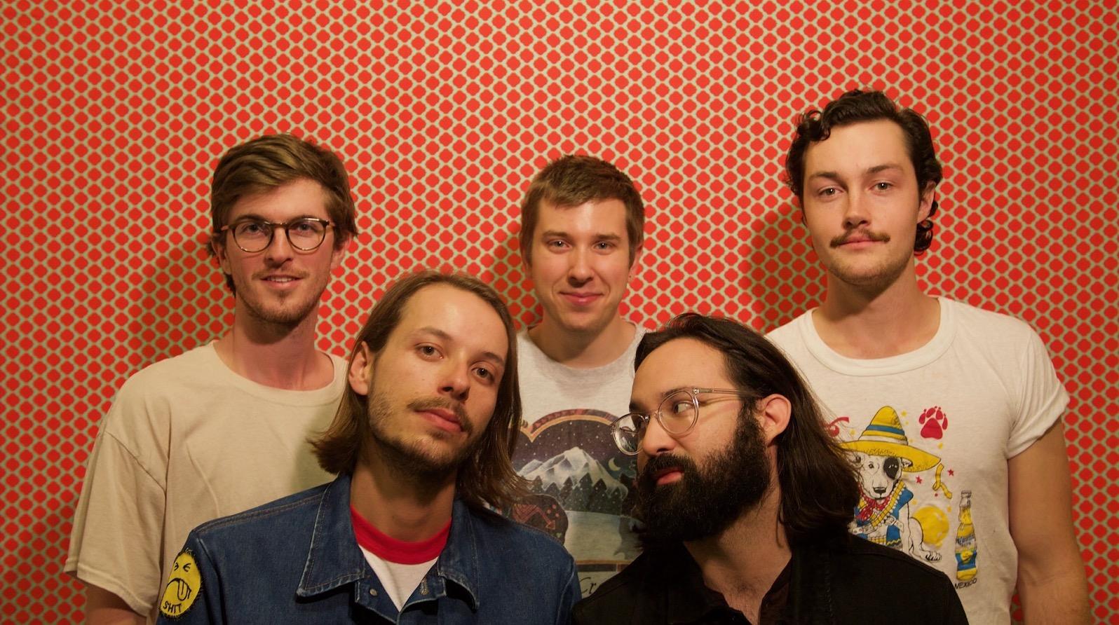 Tambourines - band photo